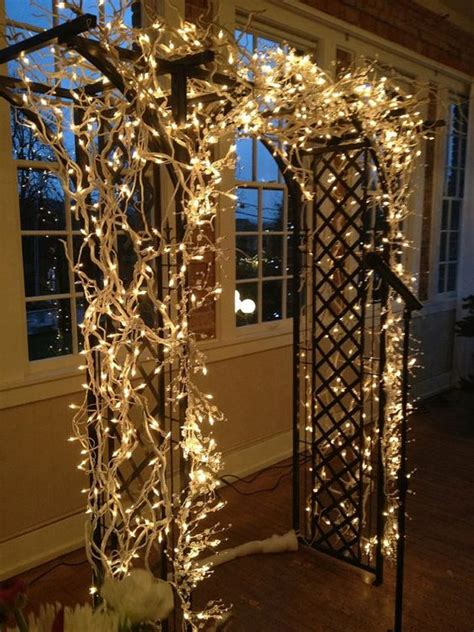 lighted arbor wedding or arbor on etsy 300 00
