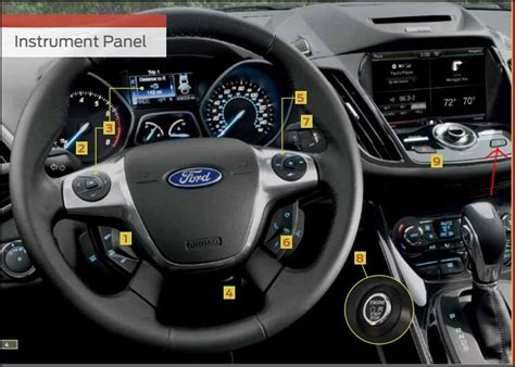 ford fusion hazard lights ford escape questions what is the button to the right of