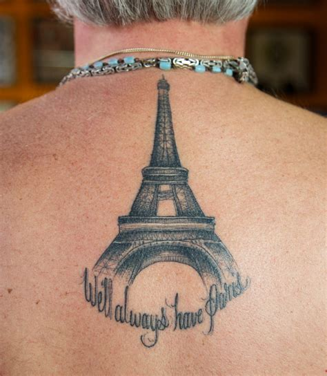 tattoo prices paris pin of paris there is never enough time but always another