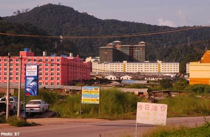 boten special economic zone laos ends gambling in former casino city
