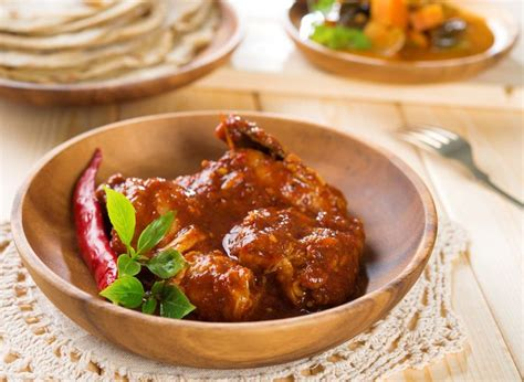 indonesian rendang curry  chicken recipe