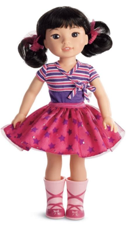 Rok Wellie S Wisher America Doll Boneka Original Mattel the toys for 2017 frugal finds during naptime