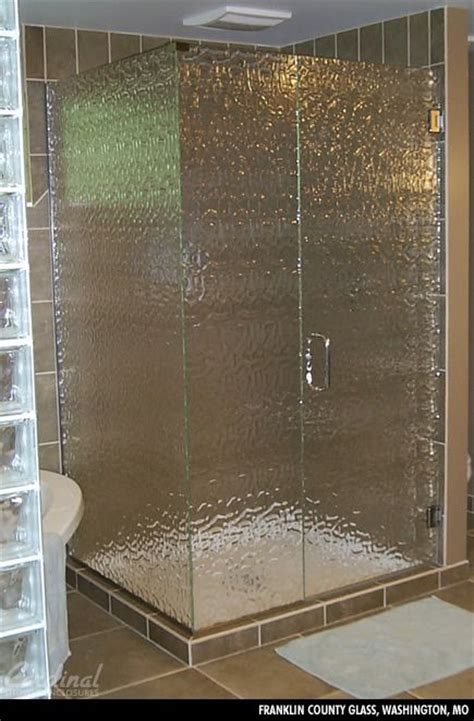Textured Glass Shower Doors 11 Best Frosted Shower Glass Images On Pinterest
