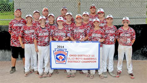 11 12 year old boys all star team includes rock hill little league wins district 11 title the tribune