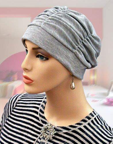 clothes for people with alopecia 14 best grey alopecia headwear images on pinterest
