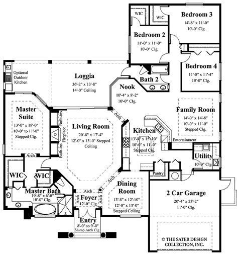 floor master bedroom house plans interior design ideas architecture modern design