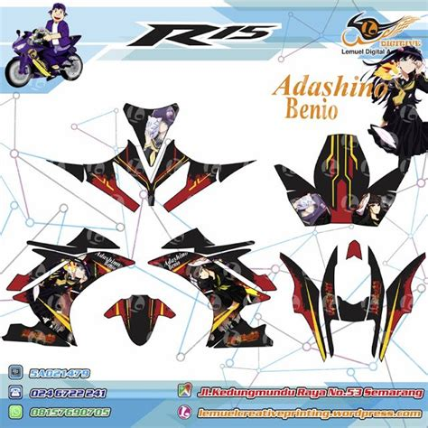 Decal Printing Yamaha Yzf R15 Ronin 338 best digitive images on custom decals and total workouts