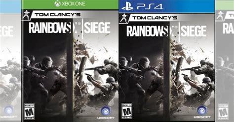 Ps4 Tom Clancys Rainbow Six Siege Reg 1 Tom Clancy S Rainbow Six Siege 34 99 Ps4 Xbox One Pc