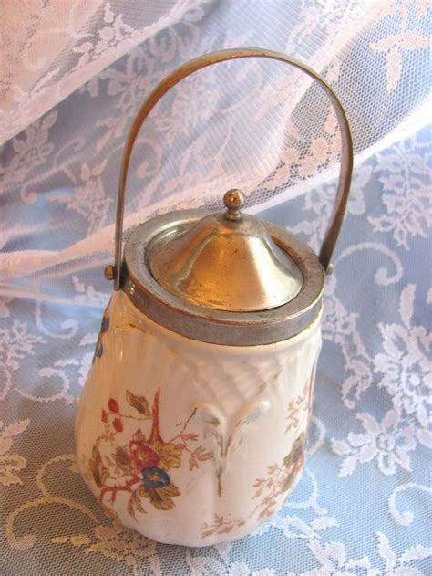 Jar Vintage Sugar details about antique sugar jam jar royal bonn ludwig wessel bonn germany c1880 cookies vintag