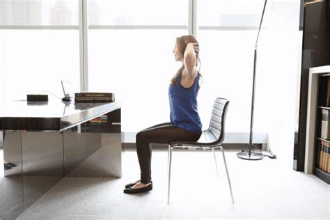 gesundes sitzen am schreibtisch fitness 252 bungen im b 252 ro effektives 10 minuten