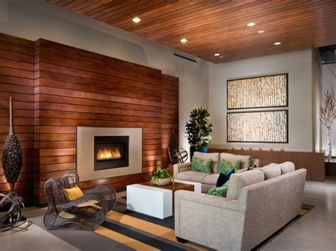 Charming Living Room Ideas Grey And Navy #3: Contemporary-living-room-with-accent-wall-i_g-.jpg