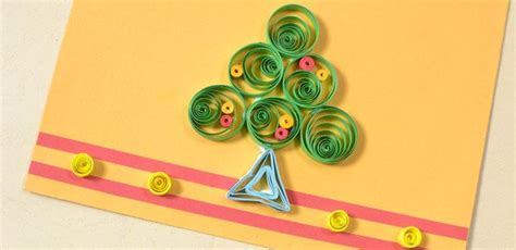 paper quilling tree tutorial pandahall tutorial on how to make a 3d paper quilling