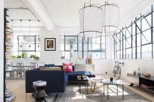 Loft Modern An Industrial Colorful Loft In London Freshome Com