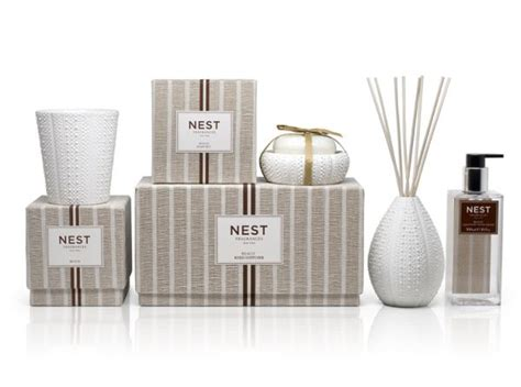 designer brand of home fragrance for luxury homes nest
