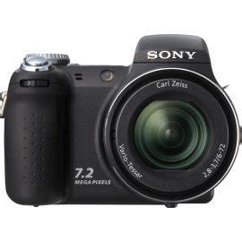 sony cybershot dsc h5 7.2mp digital camera with 12x