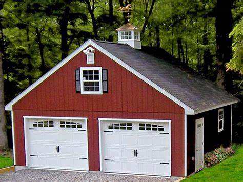 Quarter Garage Storage 2 Car Garage Shed Living Quarters Iimajackrussell