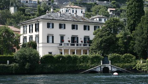 george clooney home in italy cele bitchy george clooney is considering selling his
