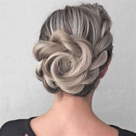 Medium Length Hairstyles For Prom by 50 Prom Hairstyles For Hair Hair Motive Hair Motive