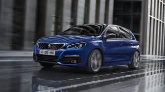 Peugeot 308 Facelift 2018 Peugeot 308 Facelift Brings New Diesel 8 Speed Auto