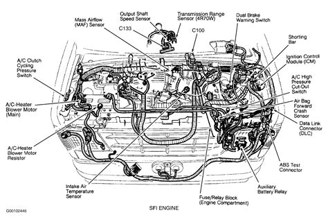 ford e 350 ignition coils diagram ford free engine image