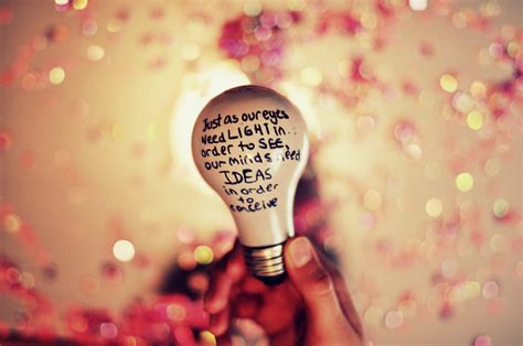 Bright Decorations by Quotes About Bright Ideas Quotesgram