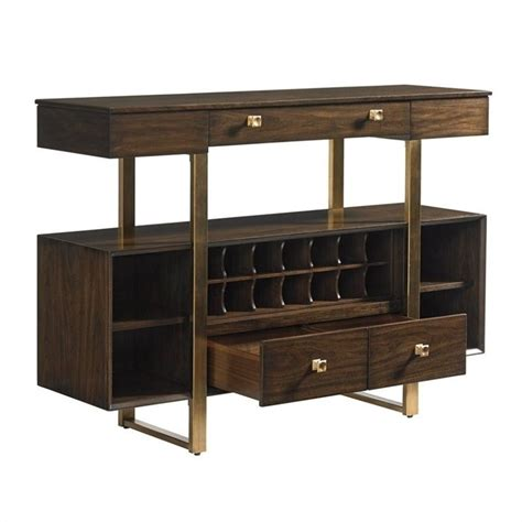 Stanley Furniture Crestaire Autry Sideboard In Porter Stanley Furniture Buffet