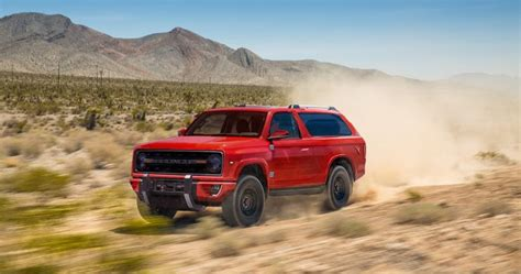 Dodge Bronco 2020 by 2020 Ford Bronco Specifications Design And A Lot More