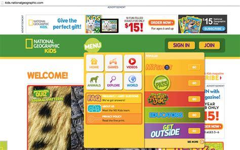 designing web interfaces for kids smashing magazine