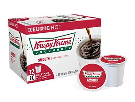 krispy kreme light hours krispy kreme doughnuts keurig single serve k cup pods