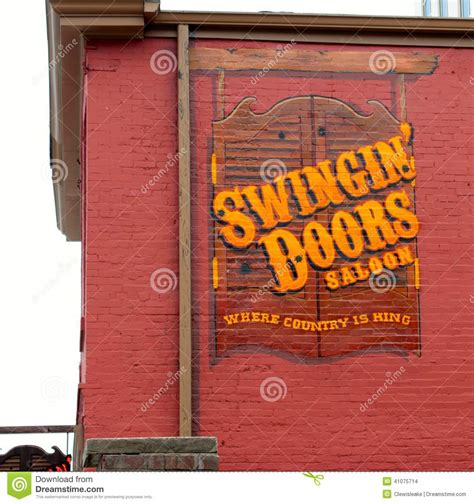 Swinging Doors Saloon Bar And Resturant Downtown