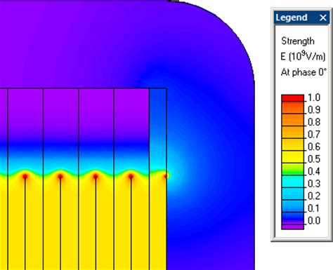 high voltage capacitor quickfield fea software