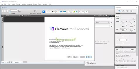 Membuat Database Dengan Filemaker | filemaker pro 15 advanced 15 0 1 119 terbaru kuyhaa