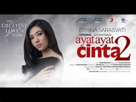 ayat ayat cinta 2 watch isyana sarasvati masih berharap official music video