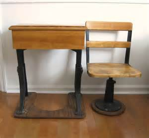 antique school desk child s desk with by riverhousedesigns