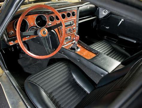 Toyota Gt Interior 1968 Toyota 2000gt