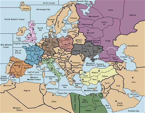 map of europe and middle east europe and middle east map thefreebiedepot