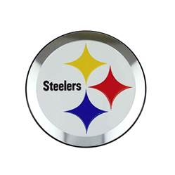 steelers colors pittsburgh steelers color emblem car or truck decal
