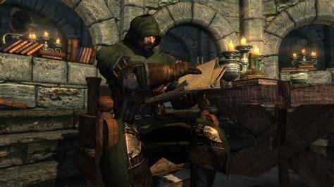 crimson ranger armor skyrim mod mod the quick or the dead a list of light armors for male