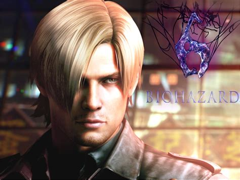 leon s leon s kennedy images leon d wallpaper hd wallpaper and background photos 33650680