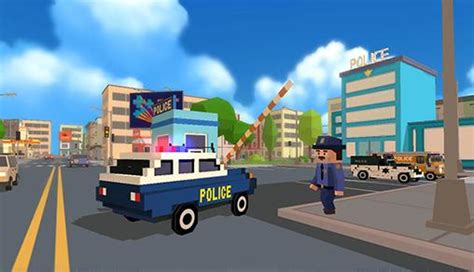 blocky roads full version download android blocky city ultimate police for android free download