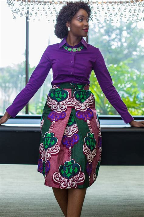 ankara skirts styles top 6 female outfit ankara skirt for ladies fashionly