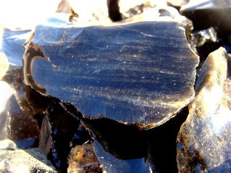 Blue Obsidian Top Cristal obsidian rock for sale obsidian for sale gems by mail