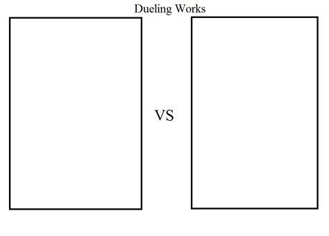 Meme Template Download - dueling works meme template by jasonpictures on deviantart