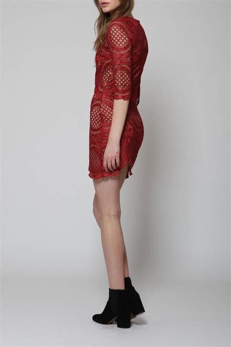 Goldy Lace Dress goldie lace mini dress from canada by didi s boutique