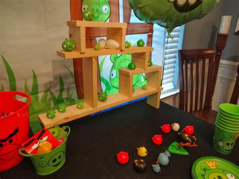 angry birds bedroom angry bird party