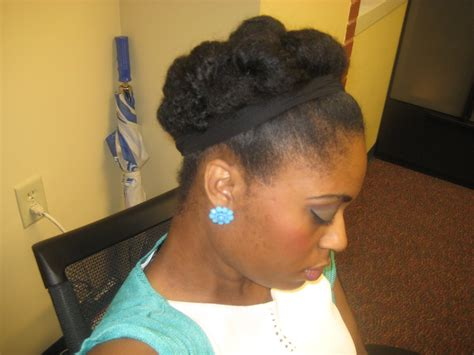how to quick cute easy protective style on short 5 styles to try on short natural hair