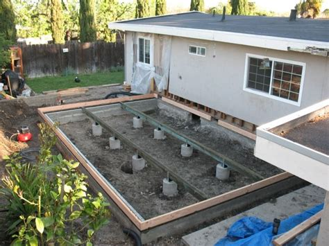 house plans on piers and beams 37 best images about room addition foundation and framing