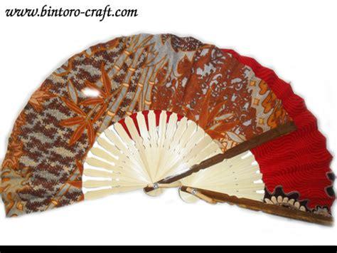 Kipas Jogja souvenir kipas batik spesial besar jual souvenir