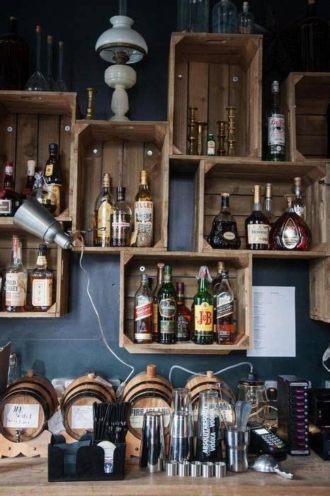 Bar Einrichten by Bar Aus Weinkisten K 252 Che Einrichtung M 228 Nner