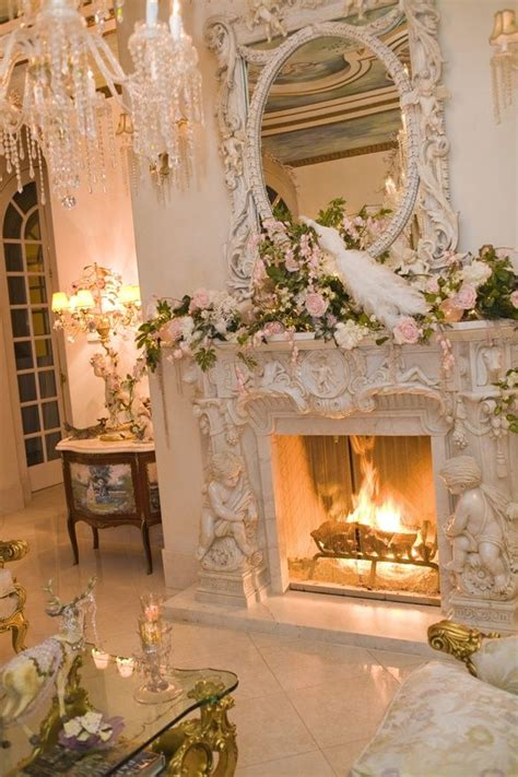 cottage style fireplaces shabby chic fireplace cottage shabby chic